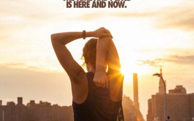Az edzés megmutatja, ki is vagy valójában